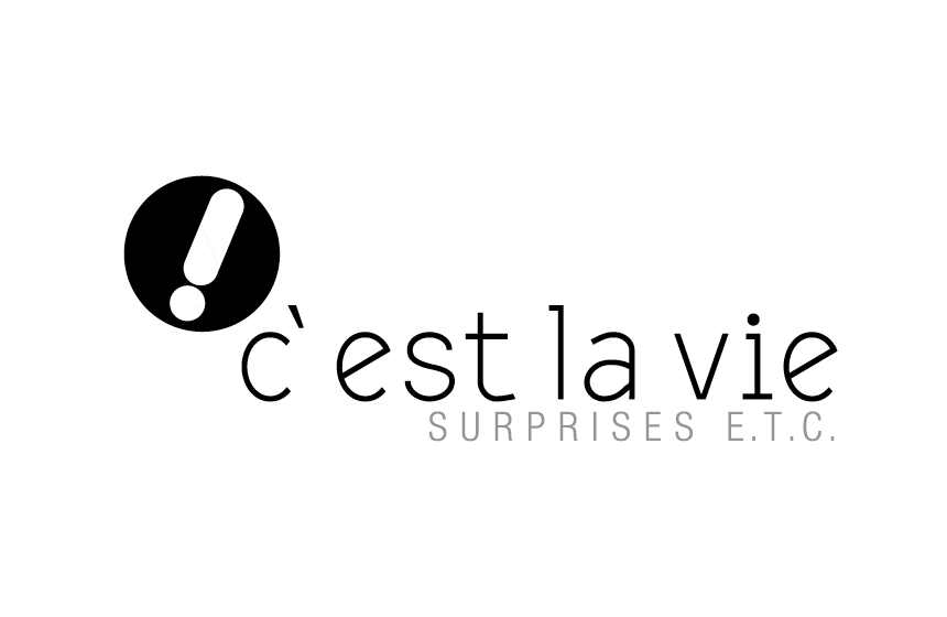 Logo design for c' set la vie