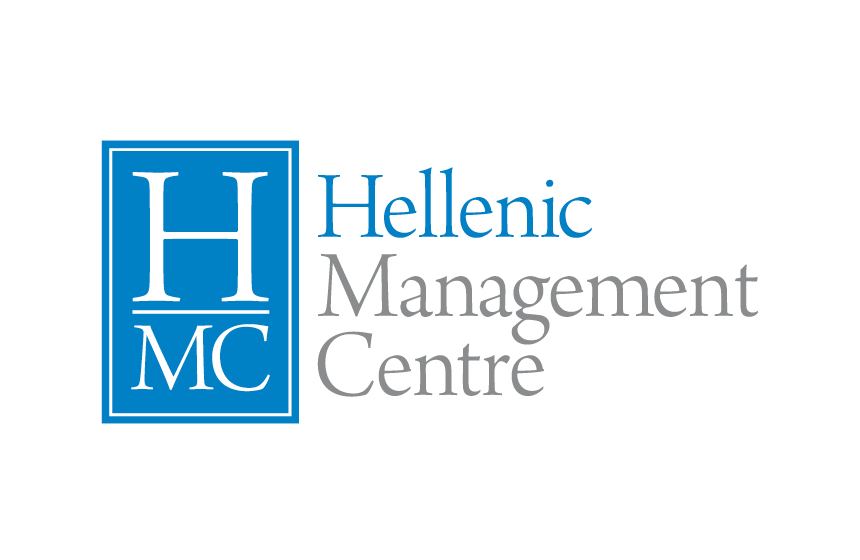 Logo design for Hellenic Management Centre