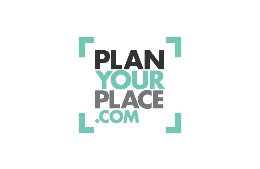 Logo design for www.planyourplace.com