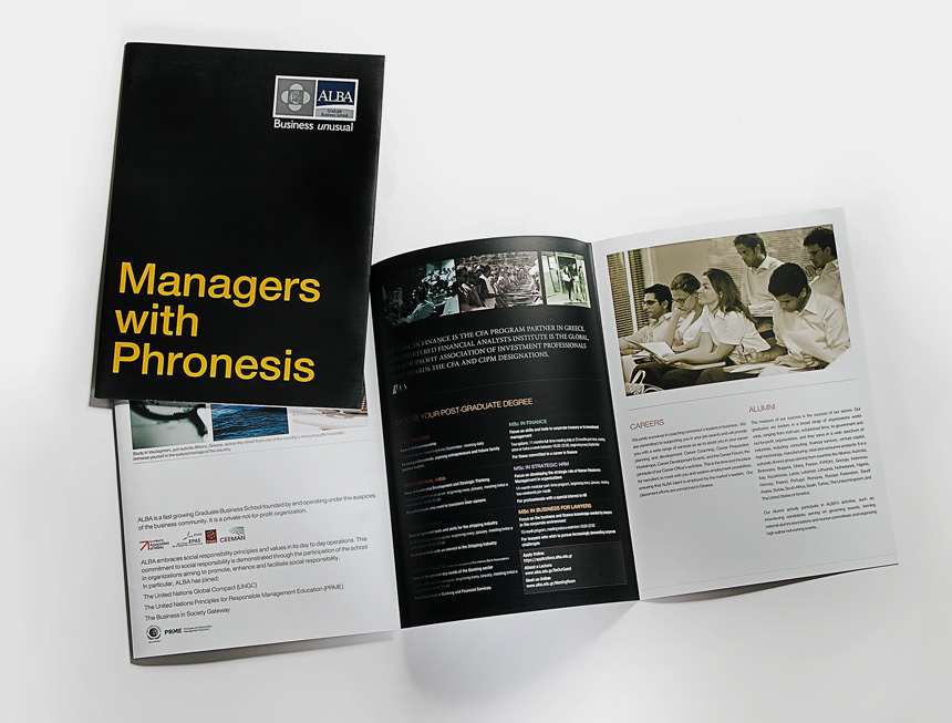 Managers with Phronesis Brochure