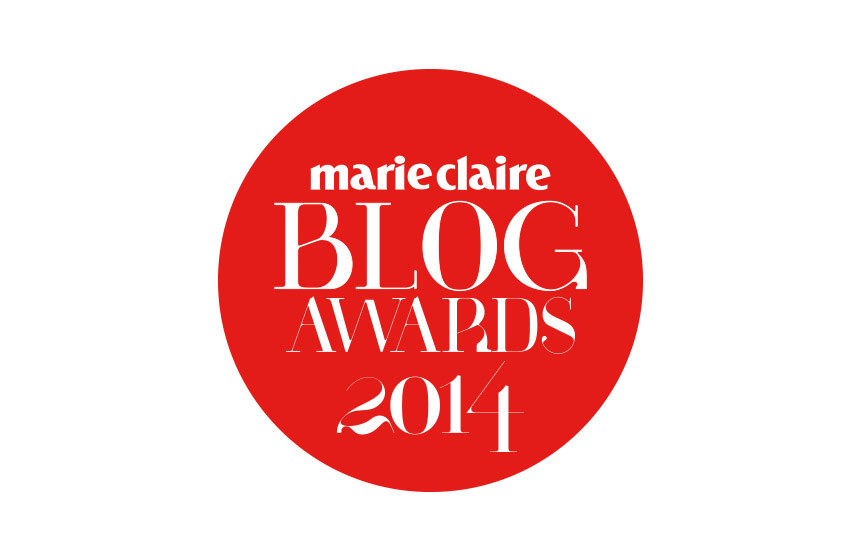 marie claire blog awards