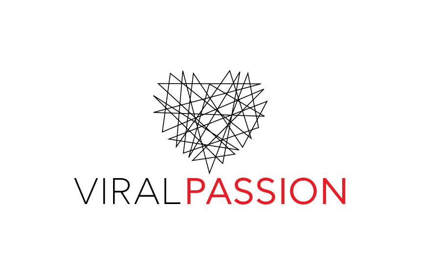 Logo for Viral Passion Digital Agency